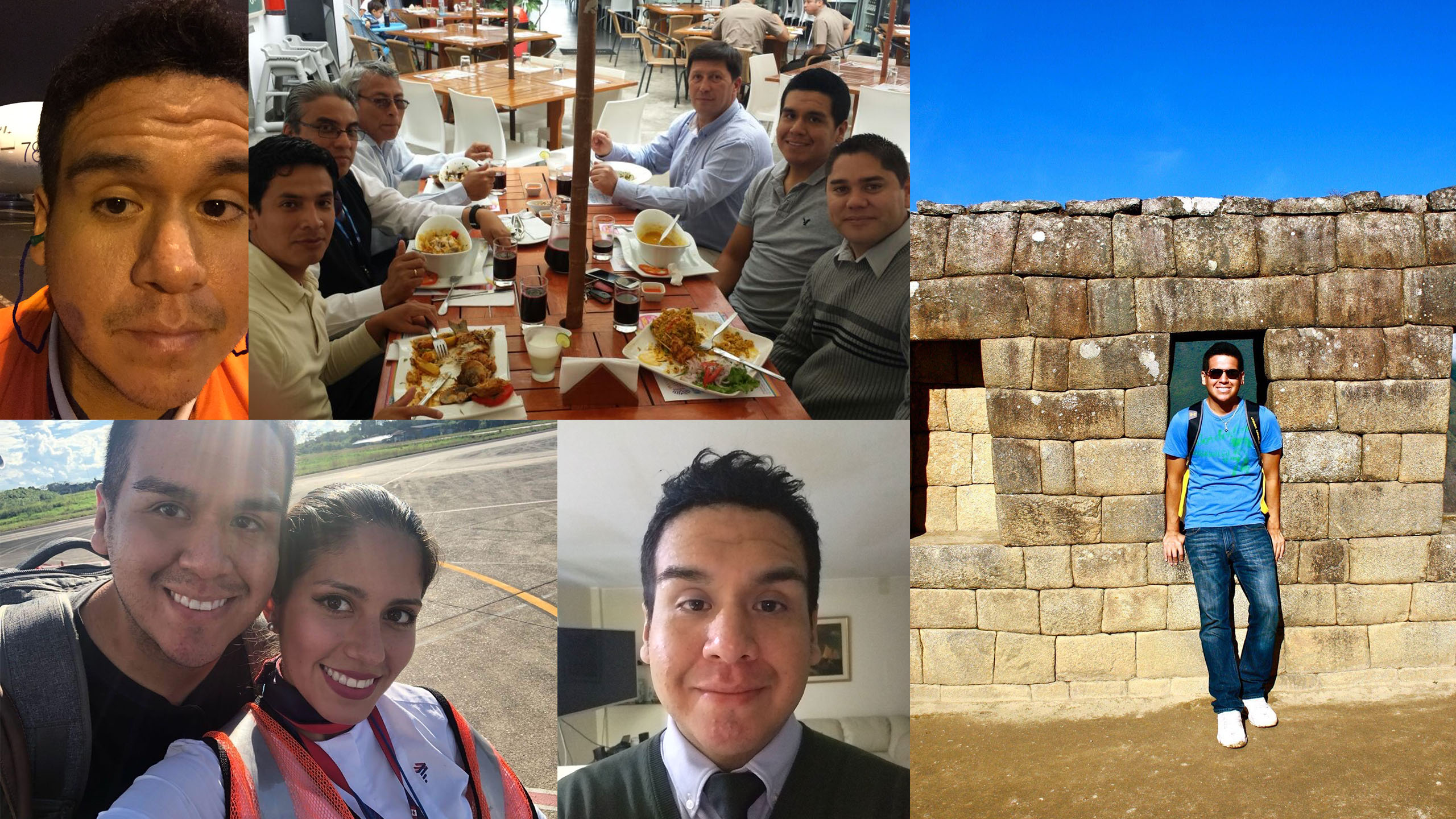 How A Move to Peru Changed A Panasonic Avionics Aircraft Maintenance Worker's Life
