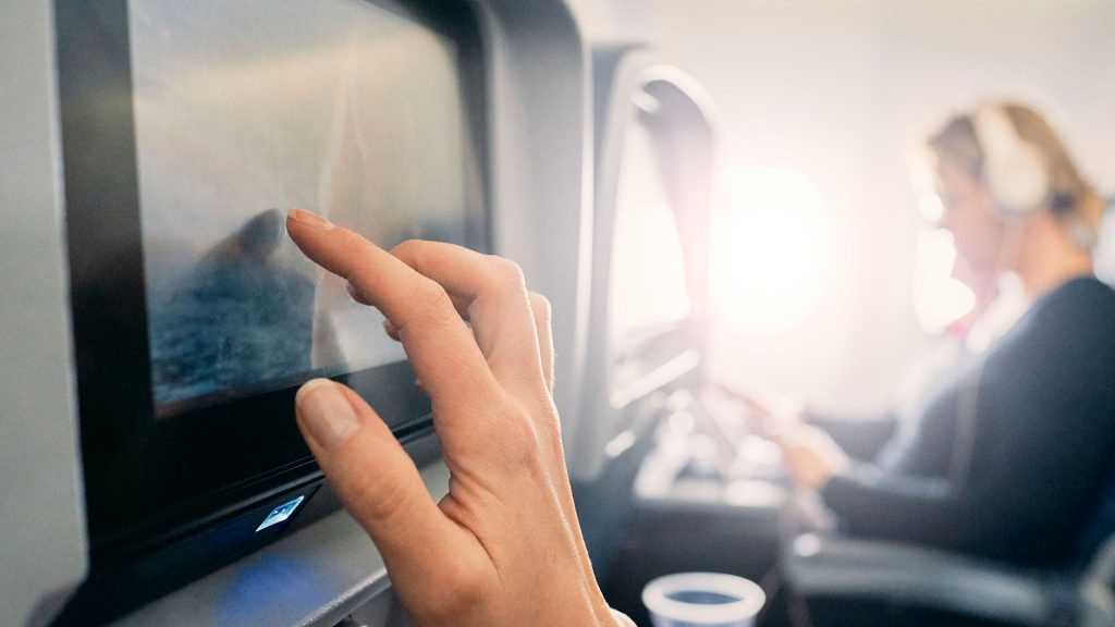 How airlines are meeting the demand for for personalized IFE